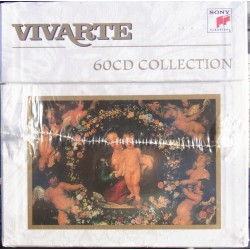 Sony Vivarte Collection. 60 CD. Sony.