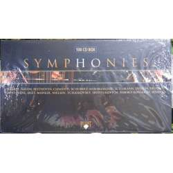 Symphonies. 100 CD. Brilliant Classics. 8635
