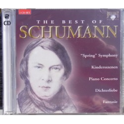 The Best of Schumann. 2 CD. Brilliant Classics