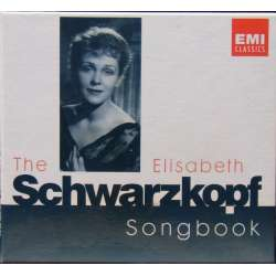 The Elisabeth Schwarzkopf Songbook. 3 CD. EMI