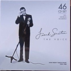 Frank Sinatra. The Voice. 46 CD. Documente