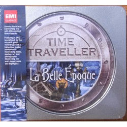 Time traveller: Le Belle Epoque. 1 CD. EMI.