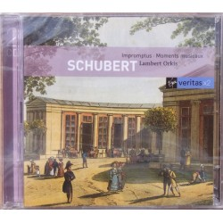 Schubert: Impromtus, Moments Musicaux. Lambert Orkis. 2 CD. Virgin