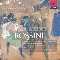 Rossini: Bicentennial Gala. Roger Norrington. 2 CD. Virgin