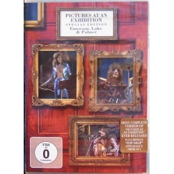 Emerson Lake & Palmer: Pictures at an Exhibition. Special Edition. 1 DVD.