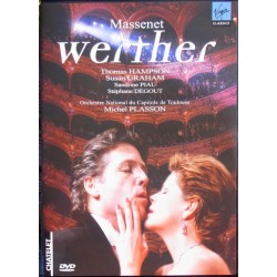 Massenet: Werther. Hampson, Graham. Michel Plasson. 2 DVD. Virgin