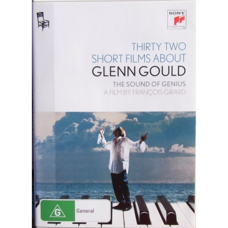Thirty Two short films about Glenn Gould. The Sound of Genius. 1 DVD. Sony