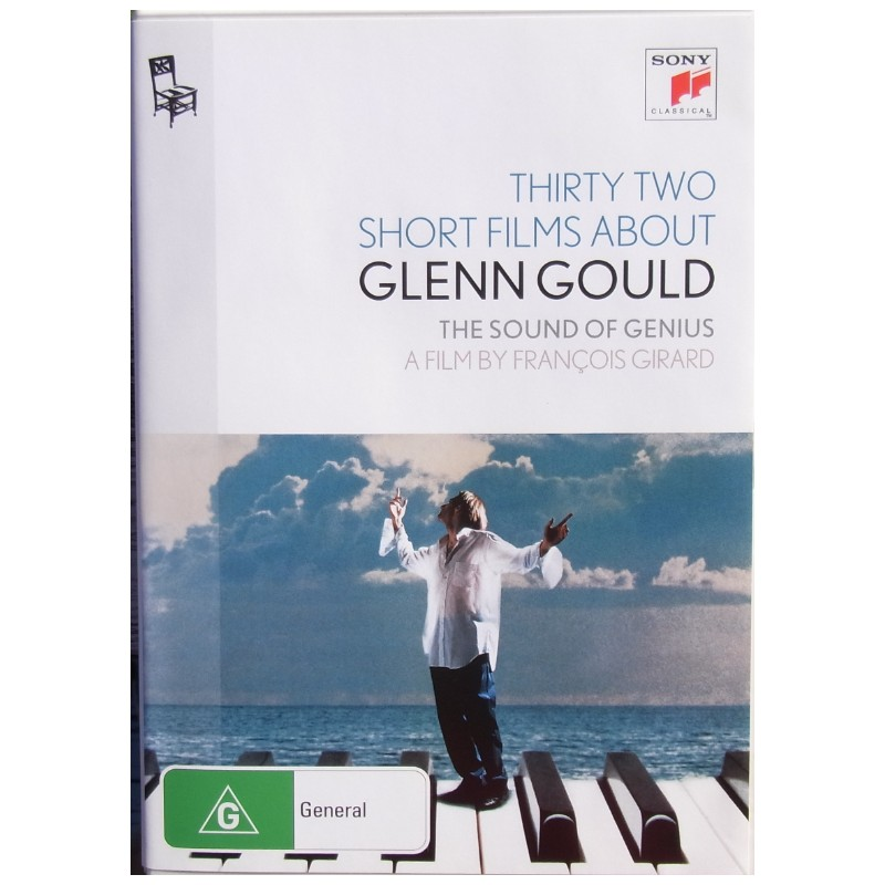 a place to call home box set glenn gould bach beethoven schoenberg plade klassikeren Thirty Two short films about Glenn Gould. The Sound of Genius. 1 DVD.