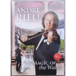 Andre Rieu: Magic of the Waltz. 1 DVD. Universal.