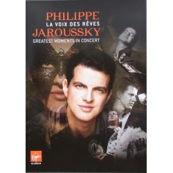 Jaroussky: Greatest moments in Concert. 1 DVD. Virgin