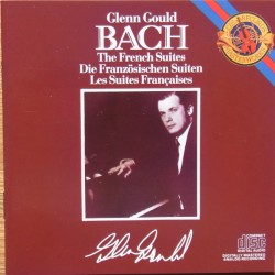 Bach: French suites nos. 1-6. Glenn Gould. 1 CD. Sony