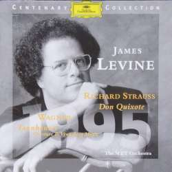 Strauss: Don Quixote. & Wagner: Venus musik. James Levine. 1 CD. DG