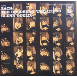 Bach: Goldberg Variations (1955). Glenn Gould. 1 CD. Sony