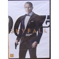 James Bond: Skyfall. Daniel Craig. 1 DVD.