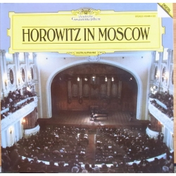 Horowitz in Moscow. 1 CD. DG. 4194992