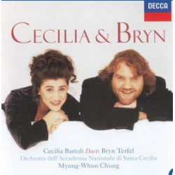 Cecilia and Bryn, Duets. Myung-Whun Chung. 1 CD. Decca
