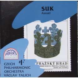 Josef Suk: Asrael for stort orkester. Vaclav Talich, Czech Philharmonic Orchestra. 1 CD. Supraphon