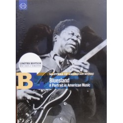 Bluesland, A portrait in american music. 1 DVD. Euroarts