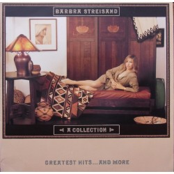 Barbara Streisand: Collection. Greatets hits and more. 1 LP. CBS