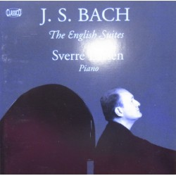 Bach: English suites nos. 1-6. Sverre Larsen. 2 CD. Classico