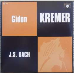 Bach: Violin Concerto + Partita nr. 2. Gidon Kremer, Oleg Kagan, David Oistrakh. 1 CD. Russian Archives