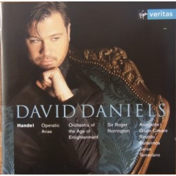 Handel: Opera Arias. David Daniels. Roger Norrington. 1 CD. Virgin
