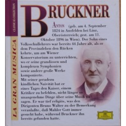 Bruckner: Symfoni nr. 4. Psalm 150. Daniel Barenboim, Chicago SO. 1 CD + 1 Bog. DG
