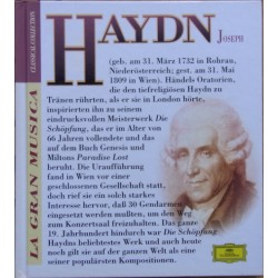 Haydn: The Creation, Herbert von Karajan. BPO. 1 CD + 1 book. DG