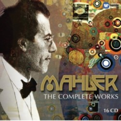 Mahler: The Complete Works. 16 cd. EMI