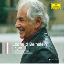 Haydn: Symphonies nos. 88, 92, 94. + The Creation. Leonard Bernstein, Wiener Philharmoniker. 4 CD. DG