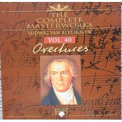 Beethoven: Overtures. Peter Wohlert. Berlin Symphony Orchestra. 1 CD. Brilliant Classics.