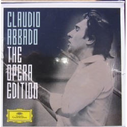 Claudio Abbado: The Opera Edition. 60 CD. DG