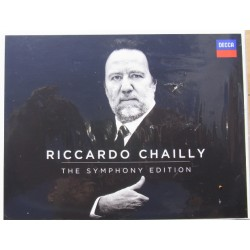 Riccardo Chailly: The Symphony Edition. 55 CD. Decca