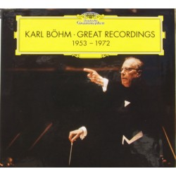 Karl Böhm: Great Recordings.1953 -1972, 17 CD. DG