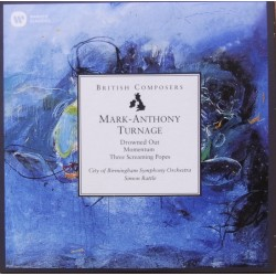 Turnage: Drowed Out, Momentum, Three Screaming Popes. Simon Rattle. CBSO 1 CD. Warner