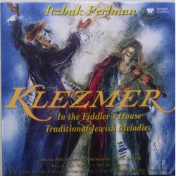 Itzhak Perlman: Klezmer In the Fiedlers house. Traditional jewish melodies. 3 CD. Warner