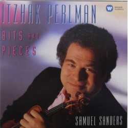 Itzhak Perlman: Bits and pieces. Samuel Sanders. 1 CD. Warner