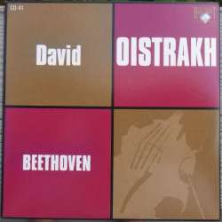 Beethoven: Violin Concerto. David Oistrakh, G. Rozhdestvensky, USSR SO. 1 CD. Russian Archives.