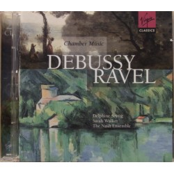 Debussy & Ravel: Chamber music .The Nash Ensemble. 2 CD. Virgin