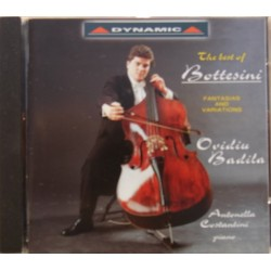 The best of Bottesini: Fantasias and Variations. Ovidiu Badila. A. Constanini. 1 CD. Dynamic