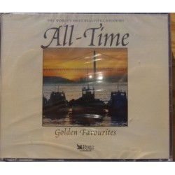 All time golden favourites. The world most beautifel melodies. 3 CD. Reader's Digest