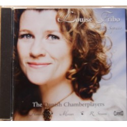 Coloratura Soprano, Louise Fribo. Handel, Mozart, R. Strauss. The Danish Chamber players. 1 CD. Classico
