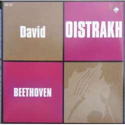 Beethoven: Violin Sonatas nos. 4, 6, 9. David Oistrakh & S. Richter. 1 CD. Russian Archives