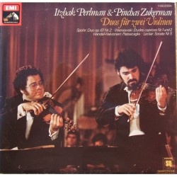 Itzhak Perlman & Pinchas Zukerman: Duos for two violins