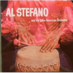 Al Stefano and his Latin-American Orchestra. 1 LP. Metronome