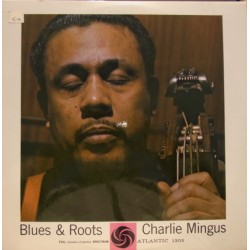 Charlie Mingus: Blues and Roots. 1 LP. Atlantic