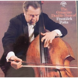 Double bass works by Borghi, Kreiser, Bottesini. Frantisek Posta. 1 LP. Supraphon