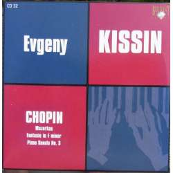 Chopin: Klaversonate nr. 3. Evgeny Kissin. 1 CD. Russian Archives