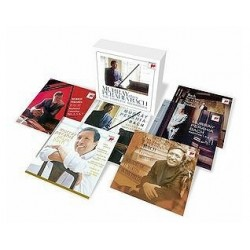 Murray Perahia plays Bach. The Complete recordings. 8 CD. Sony