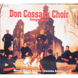 Don Cossack Choir, Serge Jaroff. 2 CD. Brilliant Classics